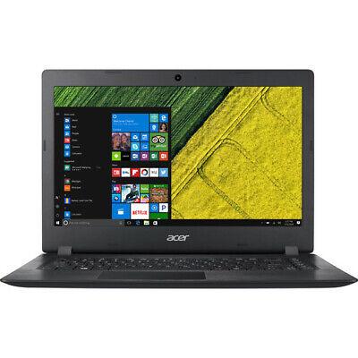 "Acer Aspire 1 - 14"" Laptop Intel Celeron N4000 1.1GHz 4GB Ram 64GB HD Win10Home"