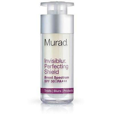 Murad Invisiblur Perfecting Shield Broad Spectrum Spf 30 I Pa    1 7 Oz No Box