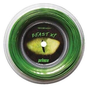 PRINCE BEAST XP 1.35 TENNIS STRING REEL ,220 M , NEW