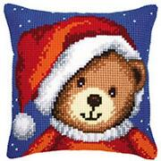 Teddy Cross Stitch Kit