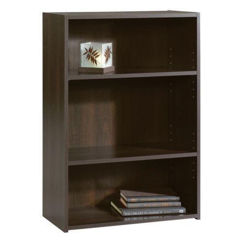 3 Shelf Bookcase Ebay