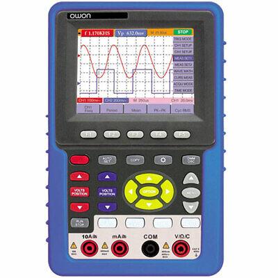 Owon Hds2062m-n 60 Mhz Handheld Digital Storage Oscilloscope