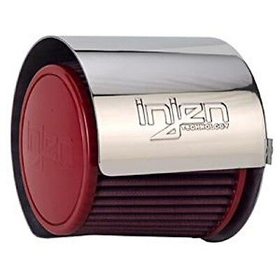 - Injen HS5000P Air Filter Heat Shield; Fits 2.5/2.75/3
