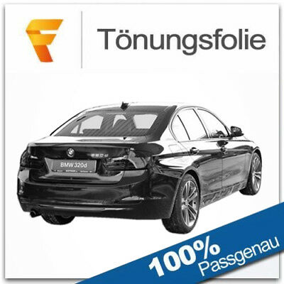 Phantom 75 Passgenaue Tönungsfolie BMW 3er F30 Limousine Bj.:2012