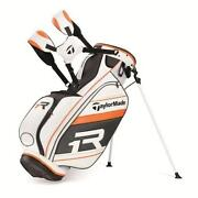 Orange Golf Bag