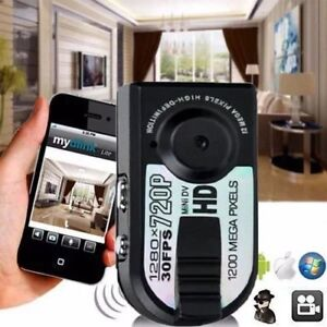 Night Vision Camera Motion Detection Built-in Microphone