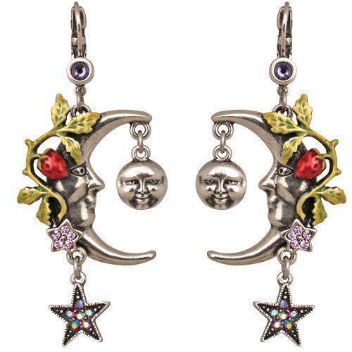 Moon And Star Earrings Ebay