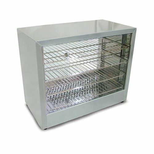 Omcan DH580, Food Warmer, Display Case, CE