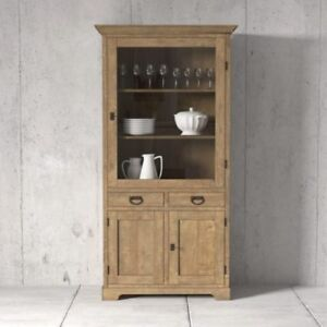 Discounted Display Unit - Solid Wood Console