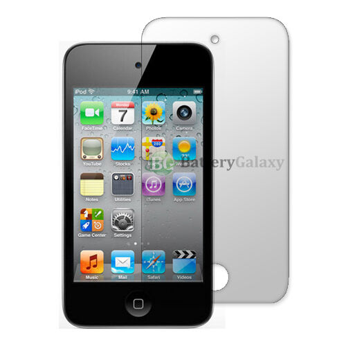 1 3 6 10 Lot LCD Ultra Clear HD Screen Protector for Apple iPod Touch 4 4th Gen