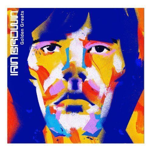 Ian Brown - Golden Greats (1999) CD Album - 10 Great tracks - The Stone Roses