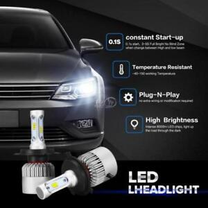 Make your nights brighter with LED HEADLIGHT BULB 8000 lumens