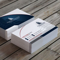 Business Cards $60