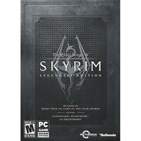 Skyrim V: the Elder Scrolls Legendary Edition-PC