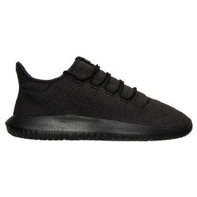 Adidas Tubular Shadow Triple Black Knit