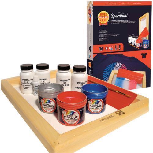 Screen Printing Kit – Bexdyie