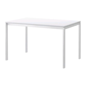 Ikea Dining Table - MELLTORP Table, white