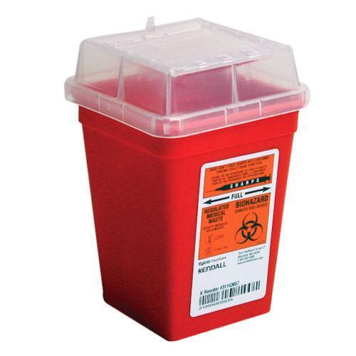 Biohazard container healthcare lab life science ebay for Case container 974