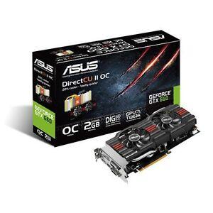 Asus GTX 660 2gb
