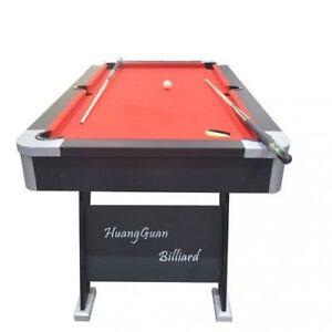 183X100X81 (cm) Billiard Table Pool Table