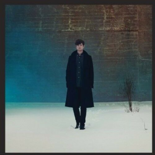 James Blake - Overgrown [New Vinyl]
