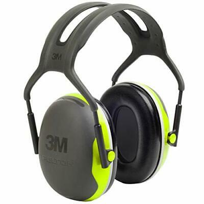 3m Personal Protective Equipment 3m Peltor X4a Over-the-head Ear Muffs Noise ...