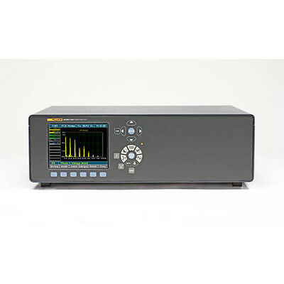Fluke N5k 6pp42ibr Norma 5000 6-phase Precision Power Analyzer Pp42