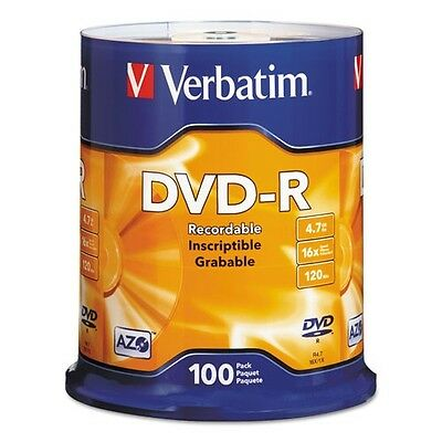 Verbatim DVD-R Disc - 95102
