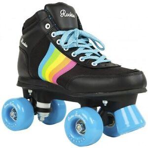 Girls Rollerskates. Womens Rollerskates. Rookie Forever Roller Skates - Rainbow
