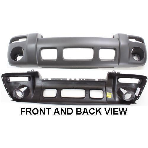 2004 Jeep Liberty Front Bumper