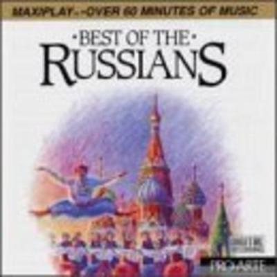 BRAND NEW FACTORY SEALED CD Best of The Russians