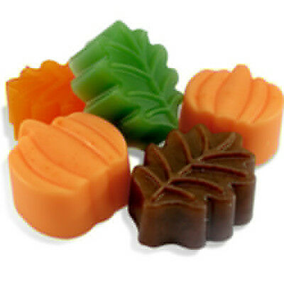 Halloween Fall Pumpkin & Leaf Soap Bar Set ~ Guest - Decorative - Themed ~](Fall Themed Decorations)
