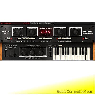 Eventide H910 Harmonizer Audio Effects Software Plugin NEW