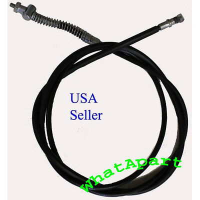 78 inch moped brake cable for 50cc, 125cc, 150cc GY6 Chinese Moped Scooters