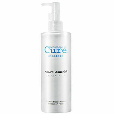 Cure Natural Aqua Gel 250ml Horny Care Activated Hydrogen Water japan