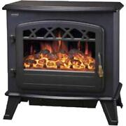 Electric Log Effect Stove