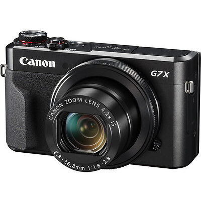 $547.58 - Canon PowerShot G7 X Mark II Digital Camera