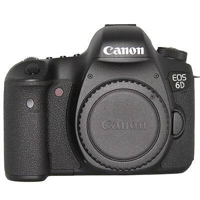 $1323.21 - Canon EOS 6D Digital SLR Camera Body