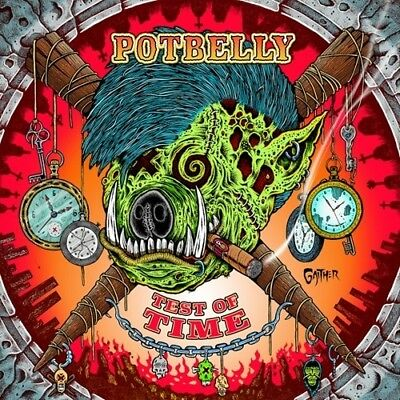 Potbelly   Test Of Time  New Vinyl Lp