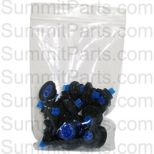 25PK - BLUE TIP DIAPHRAGM FOR ORIGINAL ELBI WATER VALVES - 823492