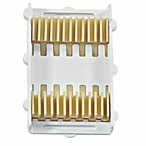 Raychem/TYCO 12 Count Splice Chip for FOSC Splice Trays
