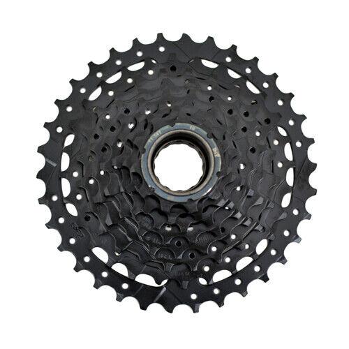 DNP 8 Speed Screw-on Freewheel 11-34T Black