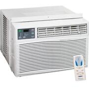 Window air conditioners small and low profile ebay for Window unit with heat