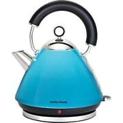 Morphy Richards Blue Kettle