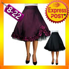 50's, Rockabilly Skirts for Women
