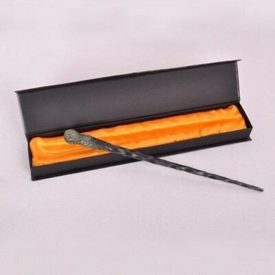 Harry Potter 14.5 Inch Ron Weasley Magical Magic Wand Cosplay Halloween Costume (Ron Weasley Halloween Costume)