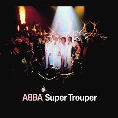 ABBA Super Trouper LP Vinyl 2011 33RPM NEW