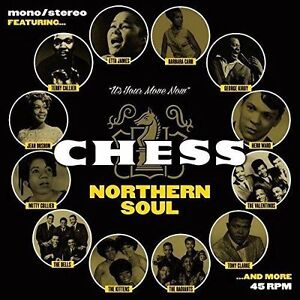 Chess Northern Soul Various (Uk) Chess Northern Soul Various (Uk) 7in NEW sealed