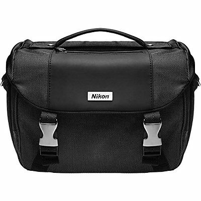 Nikon Deluxe Digital SLR Camera Case - Gadget Bag - BRAND NEW! - FREE SHIPPING!