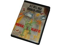 Hell Gate game by LLamasoft for Commodore Vic-20